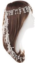 Jane Tran Flora Lace Trim Headband, Ivory 1 ea