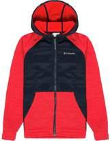 Columbia S'More Adventure Hybrid Hooded Jacket - Boys'