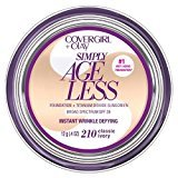 Cover Girl Cg Simplyage Cla Ivory Fo Size .4 Oz Olay Simply Ageless Foundation Classic Ivory .4 Oz