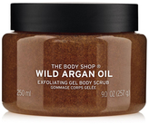 The Body Shop Wild Argan Exfoliating Gel Body Scrub