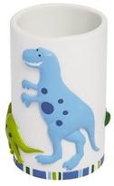 Kassatex Bambini Dino Park Accessories Tumbler - Multi-Colored