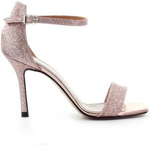 Marc Ellis Copper Glitter Sandal