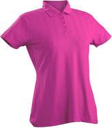 Asstd National Brand Nancy Lopez Golf Grace Short Sleeve Plus Polo
