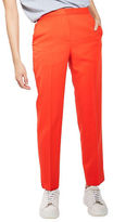 Topshop PETITE Tailored Suit Cigarette Trousers