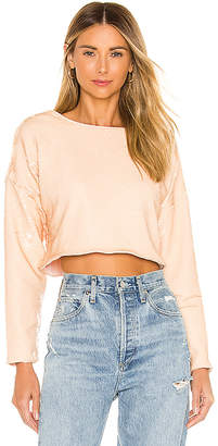 L'Academie The Lacey Crop Top