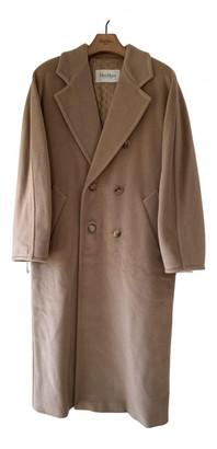 Max Mara 101801 Camel Cashmere Coats