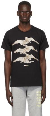 Helmut Lang Black Eagle Standard T-Shirt