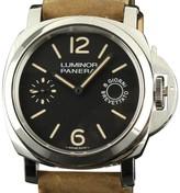 Panerai Luminor PAM00590 Stainless Steel Mens Watch