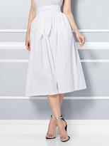 Eva Mendes Collection - Mari Tie-Waist Midi Skirt