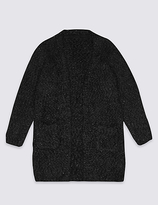 Marks and Spencer Longline Cardigan (3-14 Years)