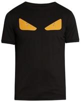 Fendi Bag Bugs Crew-neck T-shirt