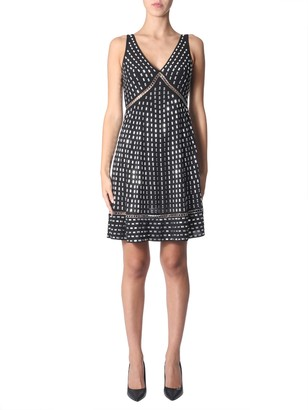 Michael Kors Michael By michael by dress with studs