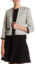 Vince Camuto 3/4 Length Sleeve Jacket (Petite)