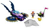 Lego Dc Super Hero Girls Batgirl Batjet Chase