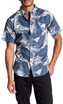 Ezekiel Aloha Short Sleeve Tropical Print Shirt