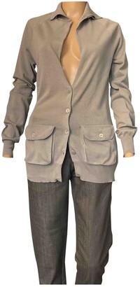 Blauer Grey Cotton Knitwear for Women