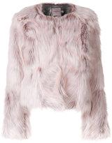 Urban Code Urbancode faux fur jacket