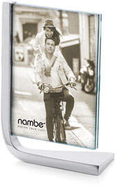 """Nambe Movie 5"""" x 7"""" Picture Frame"""