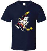 The Village T Shirt Shop Kansas City Scouts Mascot Retro Hockey T Shirt M