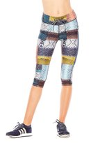 The Upside Women's Patchwork Power Pant