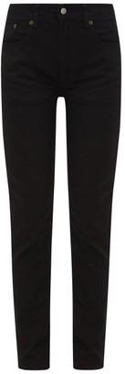 Acne Studios Melk Straight-leg Jeans - Womens - Black