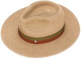 Maison Michel panama hat - women - Cotton/Straw - S