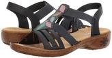 Rieker 60171 Aischa 71 Women's Shoes