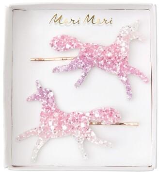 Meri Meri Unicorn Hair Slides (Pack of 2)