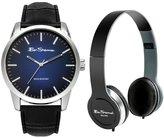 Ben Sherman Watch and Headphone Set