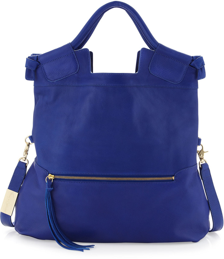 Foley + Corinna Mid City Tote Bag, Cobalt