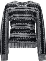 Maiyet striped jumper