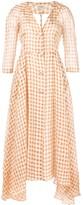 Isa Arfen Prairie Style Long Dress