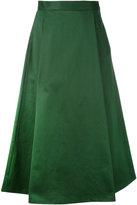 Barena full midi skirt - women - Cotton - M