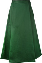 Barena full midi skirt - women - Cotton - S