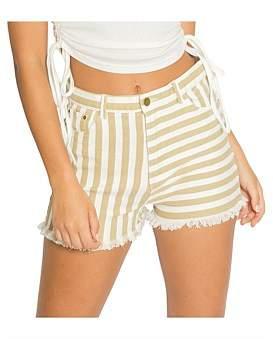 Toby Heart Ginger Stevie Stripe Shorts