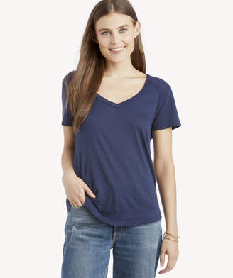 LAmade Women's Vintage Tee In Color: Midnight Size XS Fabric From Sole Society