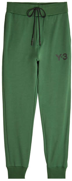 Y-3 Sweatpants with Cotton