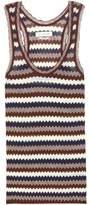 Etoile Isabel Marant Isabel Marant, Étoile Amory cotton sleeveless top