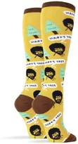 JY Instyle Oooh Yeah Socks Women's Luxury Combed Cotton FunnyPack (happy tree)