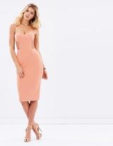 Adianna Lace Dress - Pink