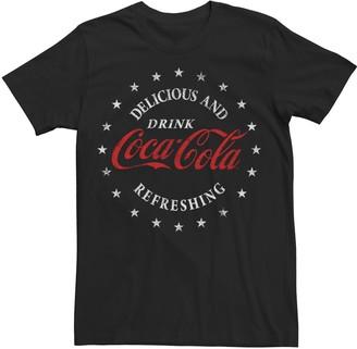 Men's Coca-Cola American Classic Tee