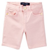 Tommy Hilfiger Colored Stretch Bermuda Short (Little Girls)