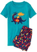 Gymboree Dragon Shortie 2-Piece Gymmies