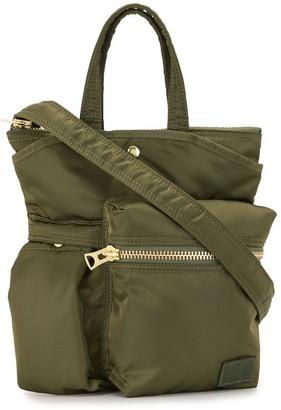 Sacai Zipped Pocket Shoulder Bag