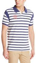 U.S. Polo Assn. Men's Striped Slim Fit Polo Shirt