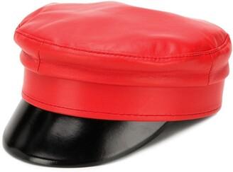 Ruslan Baginskiy contrast baker boy cap
