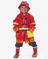 Kidorable Fireman Raincoat, Toddler Boys