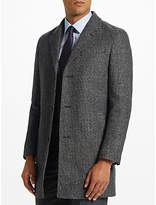 John Lewis Salt & Pepper Epsom Coat, Charcoal
