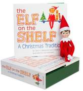Bed Bath & Beyond The Elf on the Shelf® A Christmas Tradition Book Set with Light Skin Tone Boy Elf