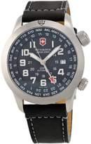 Victorinox Men's 24832 SAF Airboss Mach 5 GMT Dial Watch